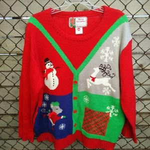 Sweaters - Ugly Christmas Sweater Plus Size